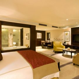 Standard Double Room | Luxury Hotel Room | Adele Beach Hotel