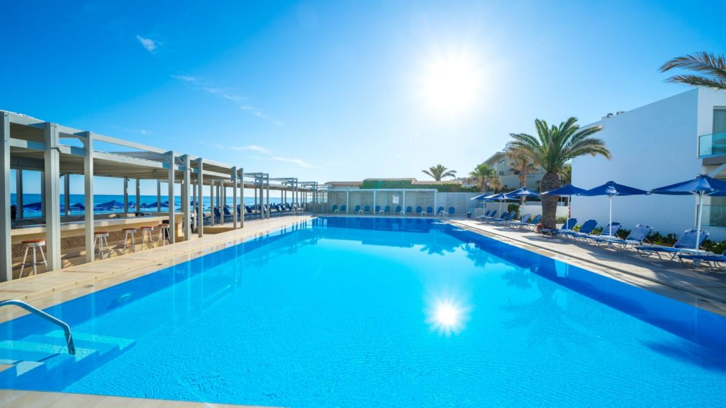 About – 4 Star Hotel | Luxury Beach Resort Crete | Adele Beach Hotel